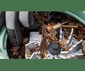 Soprador e aspirador de folhas UniversalGardenTidy BOSCH
