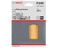 10 un. Folha de lixa 115x107mm C470 Best for Wood and Paint BOSCH