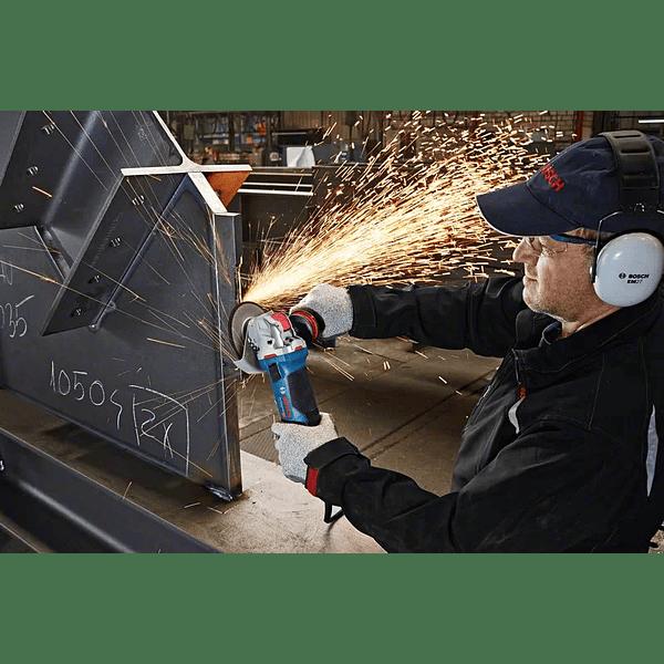 Rebarbadora X-LOCK com regulador de velocidade GWX 19-125 S BOSCH