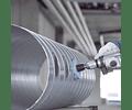 Conjunto de serra craneana Sheet Metal para canalizadores BOSCH