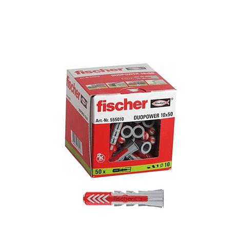 Bucha DuoPower FISCHER (caixa)