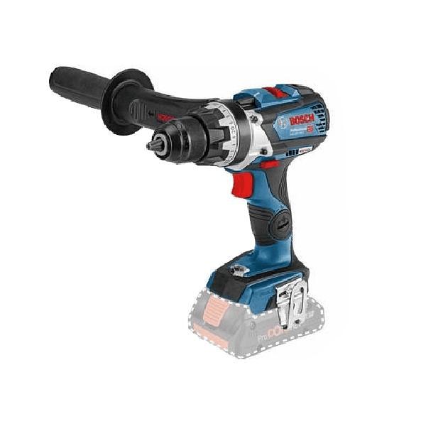 Aparafusadora sem escovas 18V GSR 18V-110 C BOSCH