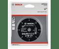 Disco corte 76mm para madeira/multimaterial Carbide Multi Wheel Bosch
