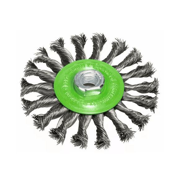 Catrabucha 115mm em disco heavy for inox arame entrançado BOSCH