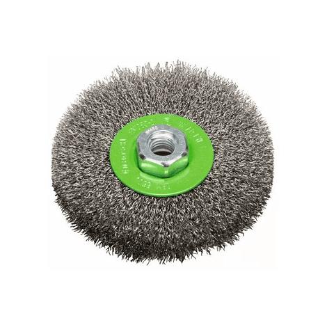 Catrabucha 115mm em disco Clean for inox acabamento fino BOSCH