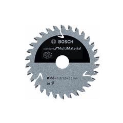 Disco de serra circular multimaterial 85mm BOSCH