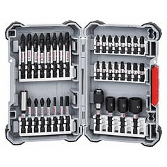 Conjunto de pontas de aparafusadora e chaves de caixa de Impacto BOSCH (36 pcs)