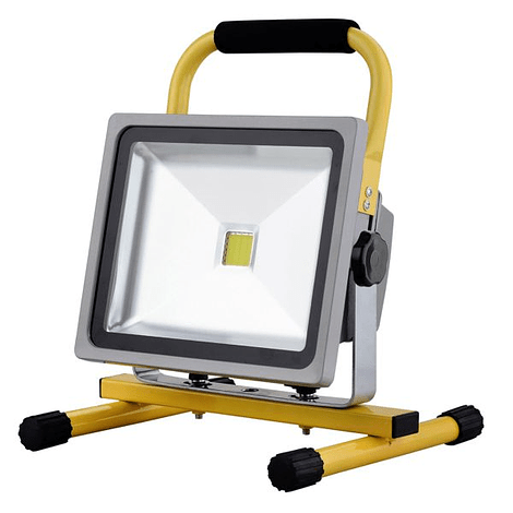Foco LED 30W com suporte AYERBE