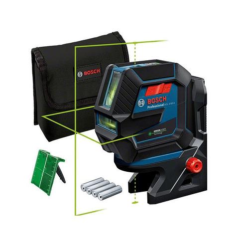 Nivel Laser combinado Linhas Verdes GCL 2-50 G BOSCH