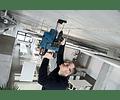 Martelo perfurador com 2 baterias 5.5Ah ProCORE GBH 18V-26 F BOSCH