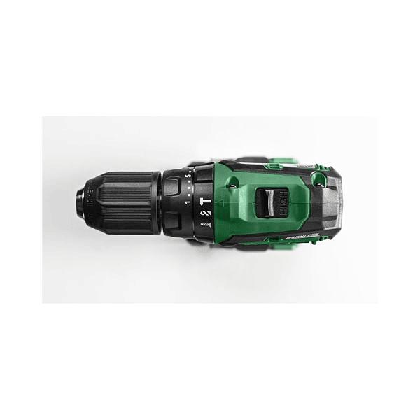 Aparafusadora Berbequim com percussão a bateria 18V DV18DD HIKOKI (Ex HITACH)