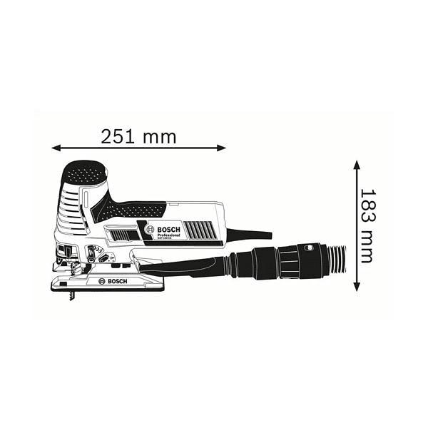 Serra vertical GST 160 CE BOSCH