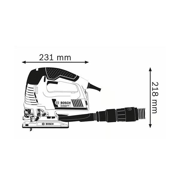 Serra vertical GST 160 BCE BOSCH