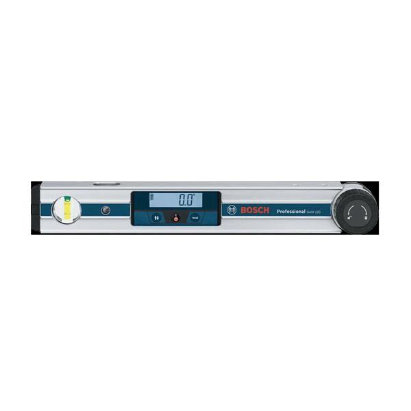 Medidor de ângulos digital GAM 220 BOSCH