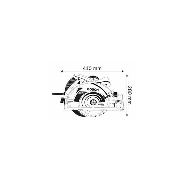 Serra circular manual GKS 85 G BOSCH