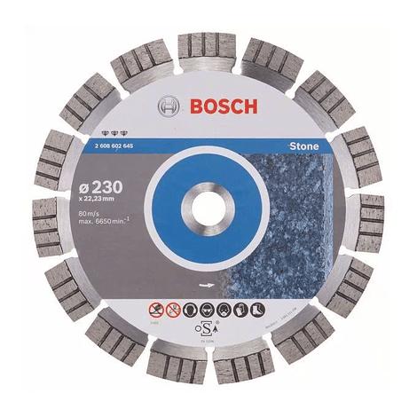 Disco corte diamante para Pedra Best for Stone Bosch