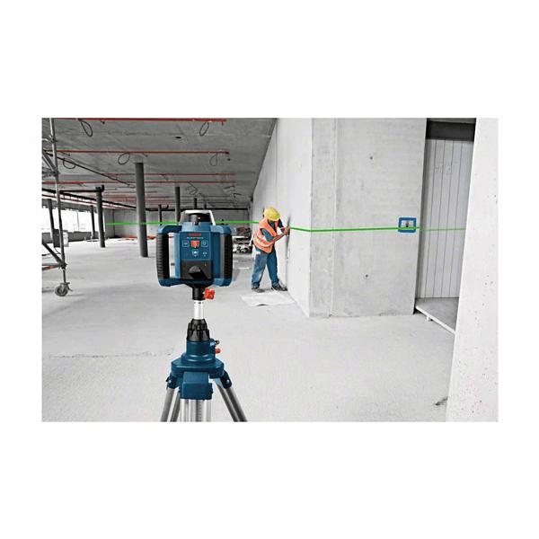 Laser de rotação de linhas verdes GRL 300 HVG BOSCH