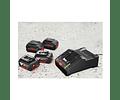 Conjunto 2 x ProCORE18V 12.0Ah + Carregador GAL 18V-160 C BOSCH