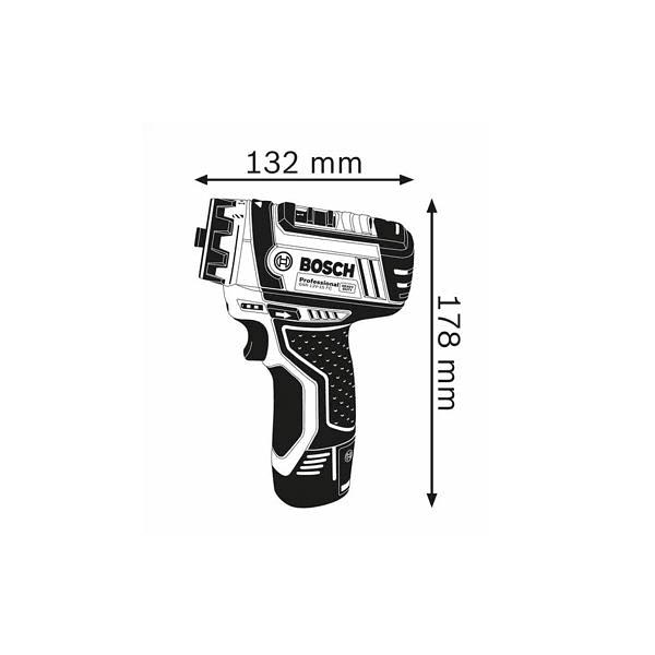 Aparafusadora/berbequim sem fio GSR 12V-15 FC BOSCH