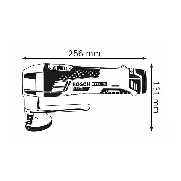 Tesoura para chapa sem fio GSC 12V-13 BOSCH