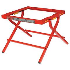 Mesa Rebatível para a serra de meia-esquadria GTS 10 BOSCH