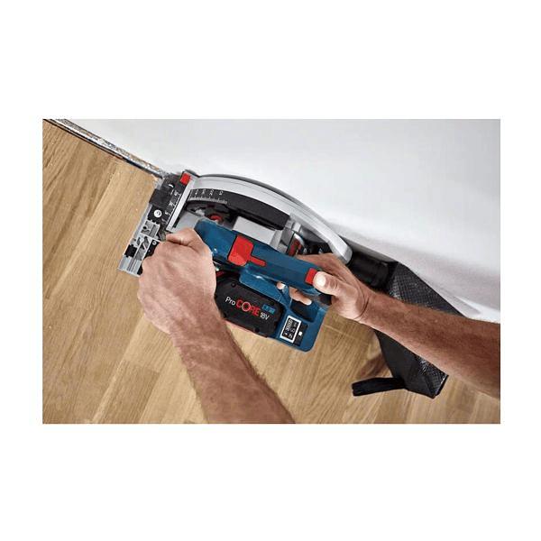 Serra de imersão sem fio BITURBO GKT 18V-52 GC BOSCH