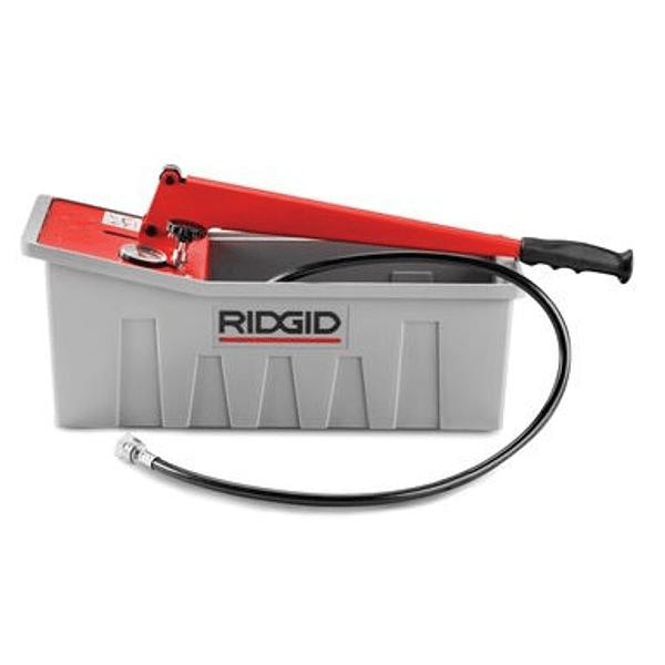 Máquina de encher tubos Bomba de Teste Modelo 1450 RIDGID