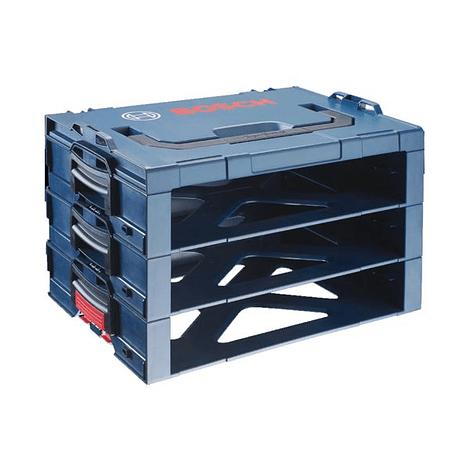 Sistema de encaixe i-BOXX shelf 3 unidades BOSCH