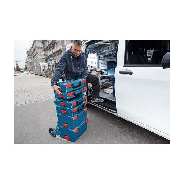 Sistema de malas de transporte L-BOXX 102 Set 12 unidades BOSCH