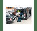 Carrinho de transporte dobrável Caddy em alumínio BOSCH