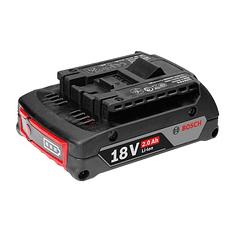 Bateria de 18V GBA 18V 2.0Ah BOSCH