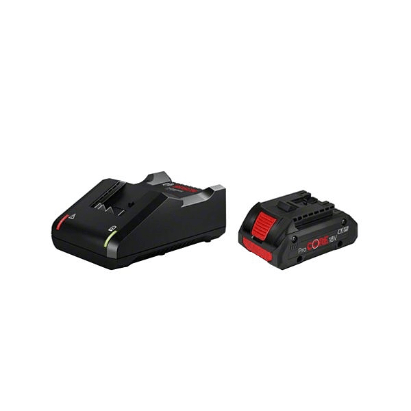 Conjunto 1 bateria ProCORE18V 4.0Ah + Carregador GAL 18V-40 BOSCH