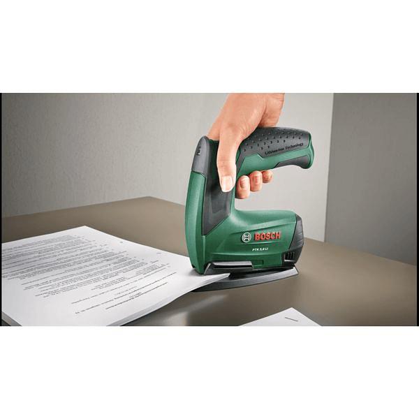 Agrafador sem fio PTK 3.6 LI Office Set BOSCH