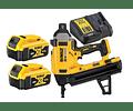 Agrafador de Cercas sem escovas XR 18V Li-Ion 5,0Ah DCFS950P2 DEWALT