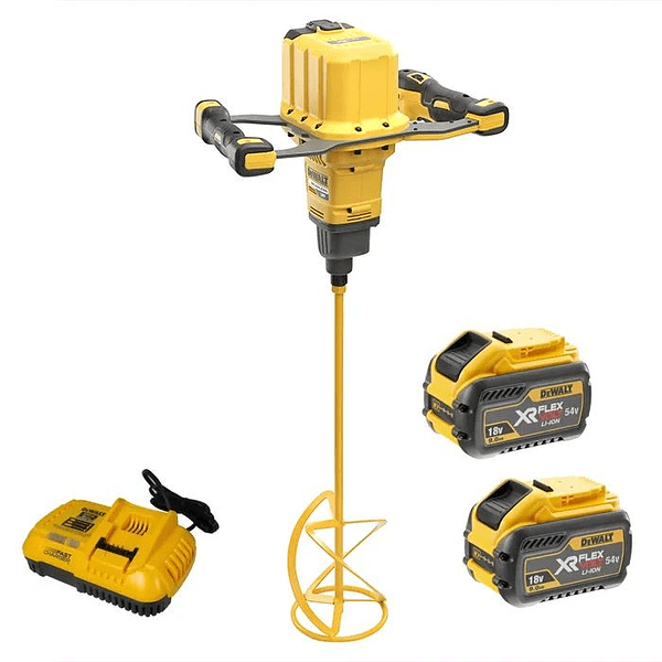 Misturador / mexedor sem escovas XR FLEXVOLT 54V DEWALT