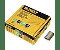 Agrafos galvanizados 3,7mm x 40mm DFS9150B1G para agrafador cercas  DEWALT DCFS950