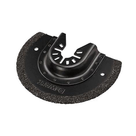 Lâmina de carboneto multi-ferramenta para remoção de reboco DEWALT