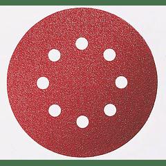 6 Un. Folha de Lixa 125mm C430 Expert for Wood and Paint BOSCH