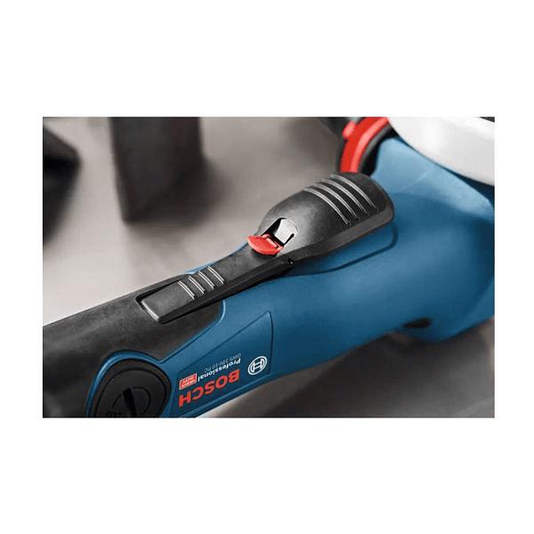 Rebarbadoras sem fio GWS 18V-10 PSC (125mm) BOSCH