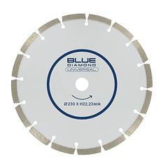 Disco de corte diamante 230mm universal CARAT