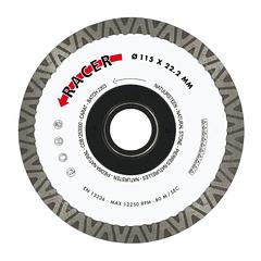Disco de corte diamante 115mm para Cerâmicos CARAT