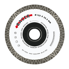 Disco de corte diamante 125mm para Cerâmicos CARAT