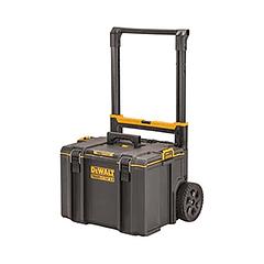 Mala para ferramentas com pega e rodas (Trolley) ToughSystem™ 2.0 DS450 DEWALT