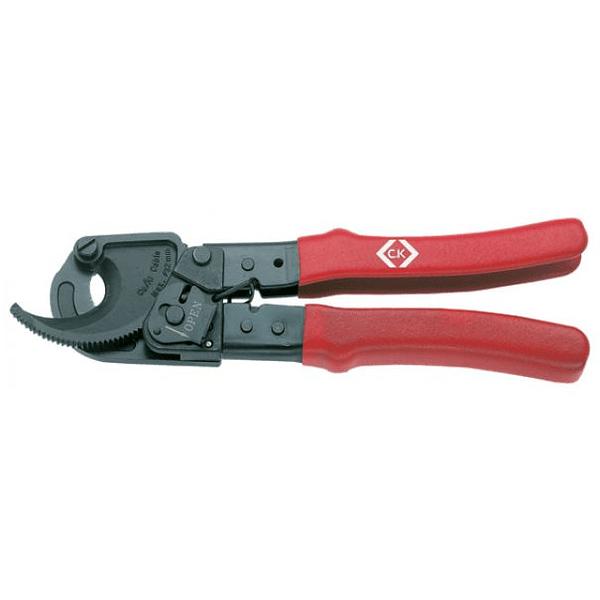 Alicate corta cabos 32mm com roquete CK TOOLS