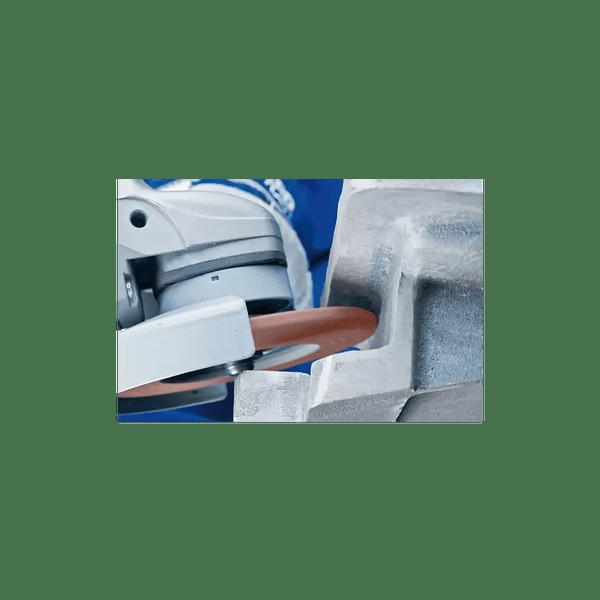 Disco de lixa Lamelas 115mm POLIFAN CURVE PREMIUM SGP ALUMINIO PFERD