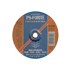 Disco Desbastar Inox 230mm PFERD