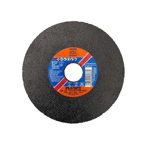 Disco de corte Aço/Aço Inox 125mm Standard PFERD