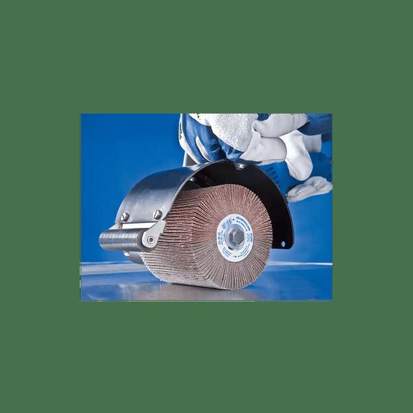 Rolo Lamelado para lixadora/acetinadora 100mmx100mm PFERD