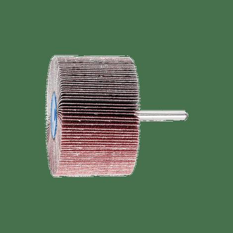 Rolo de lixa com haste de óxido de alumínio tipo A 80mm x 50mm PFERD