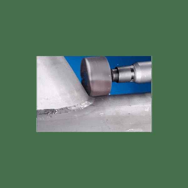 Rolo de lixa com haste de óxido de alumínio tipo A 60mm x 50mm PFERD